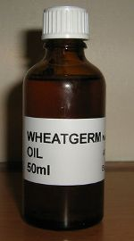 WHEAT GERM OIL 50ml - WHEATGERM - Natural Vitamin E Oil - HELPS BIRDS CONDITION - ON SEED